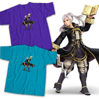 Super Smash Bros Ultimate Female Robin Fire Emblem Nintendo Unisex Tee T-Shirt
