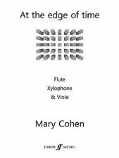 At The Edge Of Time Ensemble Learn Play Flute Xylophone Viola FABER Music BOOK