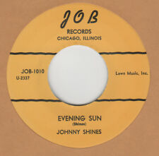 R&B REPRO: JOB 1010 – JOHNNY SHINES – EVENING SUN/ BRUTAL HEARTED WOMAN