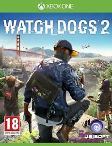 Watch Dogs 2   Xbox One [Used]