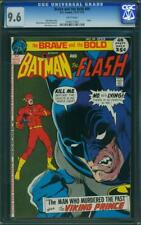 Brave and the Bold #99 CGC 9.6 -- 1972 -- Neal Adams Batman. Top 4. #1056577007