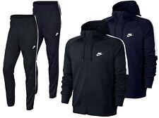 Nike Tribute Full Polyester Tracksuit Zip Hoody Jogging Bottms Joggers