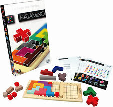 NEW IN BOX Gigamic Wooden Katamino Classic Strategy Board Game - 1 to 2 Players