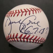 David Cone Perfect Game Signed Baseball with JSA COA