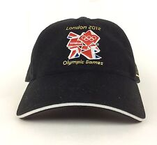 Official London 2012 Olympic Games Venue Collection Baseball Cap Hat Adj Cotton