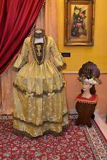 Abito Storico Costume di Scena Abito d'Epoca  Costume Storico '700 cod. SL702