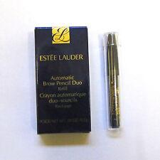 Estee Lauder Automatic Brow Pencil Duo Refill Soft Brown BNIB