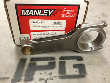 Manley H Beam Connecting Rods Fits Honda Civic Si EM1 B16 B16A2 B16A3 14012-4