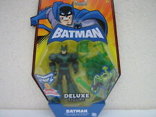 batman giocattoli verde arma snap attack deluxe action figure character toys ok