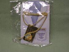 Cherished Teddies Club Member Necklace & Pendant, 1998, New in Orig. Pack