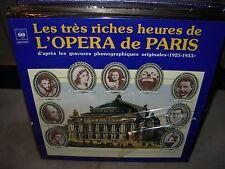 L'OPERA DE PARIS les tres riches heures de - box set - SEALED -