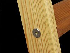 Holzleiter, 6 Stufen, für  senkr. Höhe von 1,47 m