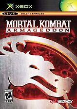 Mortal Kombat: Armageddon (Microsoft Xbox, 2006)