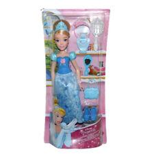 Disney Princess Cinderella Hasbro Königliche Accessoires Puppe mit Zubehör