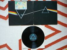 Pink Floyd The Dark Side Of The Moon Vinyl UK France Pathe Marconi Export Press