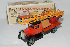 KOVAP HAWKEY TYPE E LADDER FIRE PATROL TRUCK 1924 MINT BOXED
