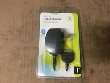 iPower Rapid Charger Travel Charger For iPod and iPhone Black