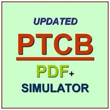 PTCB Pharmacy Technician Certification Board PTCE Exam QA PDF+Simulator