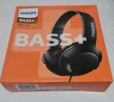Philips BASS+ On-ear Head Phones SHL3070 Supra-aural