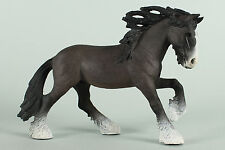Schleich Shire Stallion 13734 circa 2012  VGC