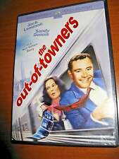 The Out Of Towners 1970 DVD Jack Lemmon Sandy Dennis/Pamphlet USA Copy
