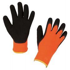 12 paire de gant travail POLAIRE INTERIEUR ANTI FROID  Hiver TAILLE 9