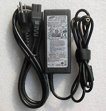 Original OEM Battery Charger For Samsung NP-RV408 RV511 NP-RV515 R465 SF410 P330