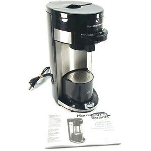 Hamilton Beach 49995R FlexBrew K-Cup Single-Serve Coffee Maker Black