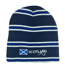 8bd277bdb4e Official SCOTLAND Beanie Hat Rugby Union MENS Knitted Hats gift football