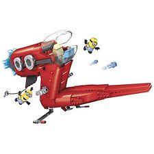 Mega Blocks - Minions Supervillan Jet - Despicable Me Toys (HL524)