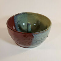 Fatty Frog Pots Monkey Bread Baked Apple Dish Studio Art Pottery Indianapolis US