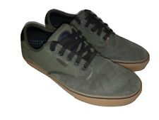 Van's Off the Wall (Olive Green/Ultracush/Pro/Gum) Skateboarding-MEN'S Sz 10
