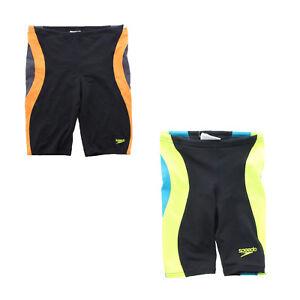 Speedo Boys Swim Jammer Shorts Youth Toddler Swimsuit Bottoms 8051366, Size 22