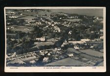 Channel Islands GUERNSEY St Martins c1930s? Aerial RP PPC by Aerofilms