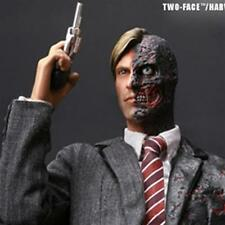 BATMAN THE DARK KNIGHT TWO FACE HOTTOYS HOT TOYS 1/6 FIGURE ES AQ1780