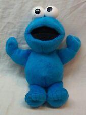"Fisher-Price Sesame Street COOKIE MONSTER 10"" Plush STUFFED ANIMAL Toy 2002"