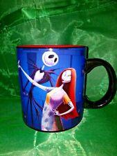 New listing Disney Tim Burtons The Nightmare Before Christmas Mug 20 Oz Cup Jack And Sally