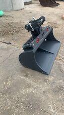 Cat 308e 60 Hydraulic Tilt Buckets