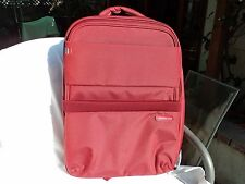 Roncato Venice SL 405167 Burgundy Nylon Laptop Backpack