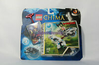 Lego Legends of Chima 70106 Ice Tower MISP (Mint in Sealed Pack)