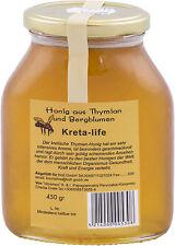 Honig Thymian & Bergblumen 450g 17,55 €/kg