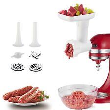 Kitchen Food Meat Grinder Sausage Stuffer Attachment For Kitchen Aid Stand Mixer
