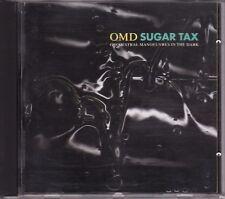 OMD SUGAR TAX 1991 CD USED