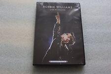 Robbie Williams - Live in Tallinn DVD PL Polish Release