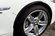 BMW 3er tuning felgen x2 Radlauf Verbreiterung CARBON look Kotflügel Leisten set