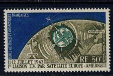 F.S.A.T. Space Satellites Scott C5 mint hinged