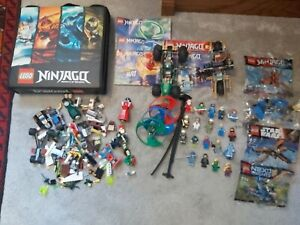 Large Lego Bundle Including Minifigs, Ninjago, Spinners, Star Wars, Some Unopend