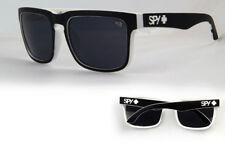 Sunglasses Mens Ken Block Cycling Spy Sunglass Black-White Separatine Full Kit