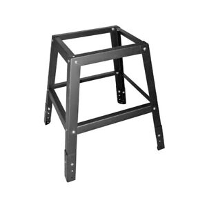 General International EX-21BS Adjustable Durable Steel Scroll Saw Stand, Black