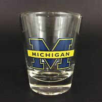 "Michigan State University Logo Shot Glass Souvenir 2.25"" Collectible Bar Decor"